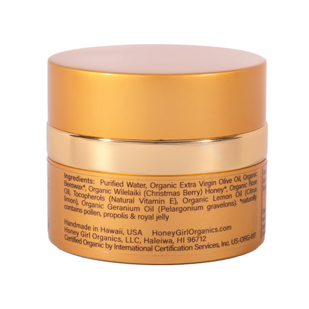 Shop Night Cream Moisturizer by Honey Girl Organics - Let's make it a trend #explorebeautiful skincare and skin moisturizers
