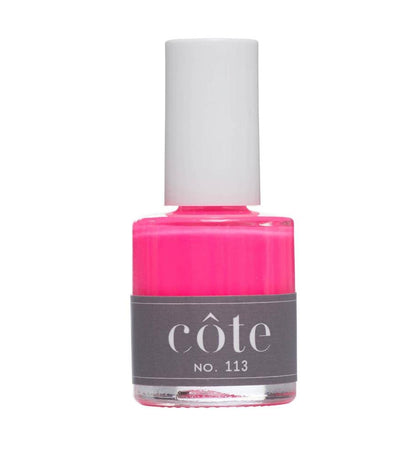 Shop No. 113 Nail Polish by cote - Let's make it a trend #explorebeautiful nailcare and nail polish