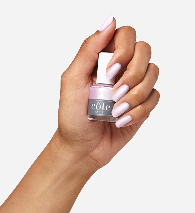 Shop No. 11 Nail Polish by cote - Let's make it a trend #explorebeautiful nailcare and nail polish
