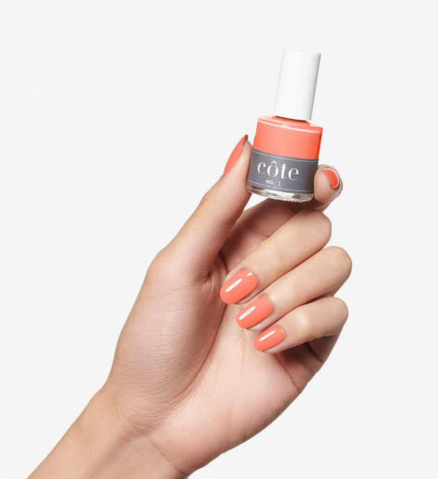 Shop No. 1 Nail Polish by cote - Let's make it a trend #explorebeautiful nailcare and nail polish