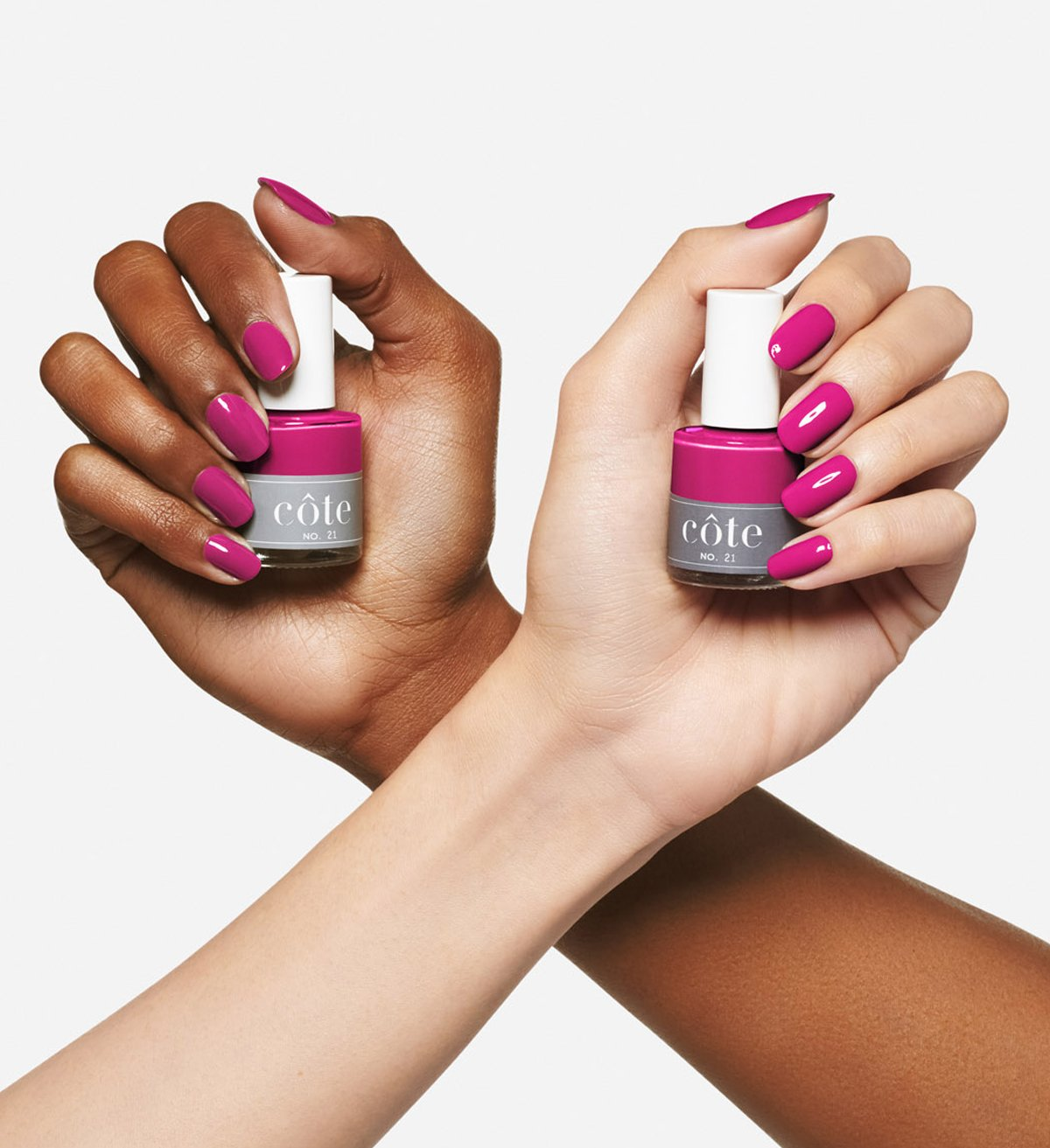 Shop No. 21 Nail Polish by cote - Let's make it a trend #explorebeautiful nailcare and nail polish