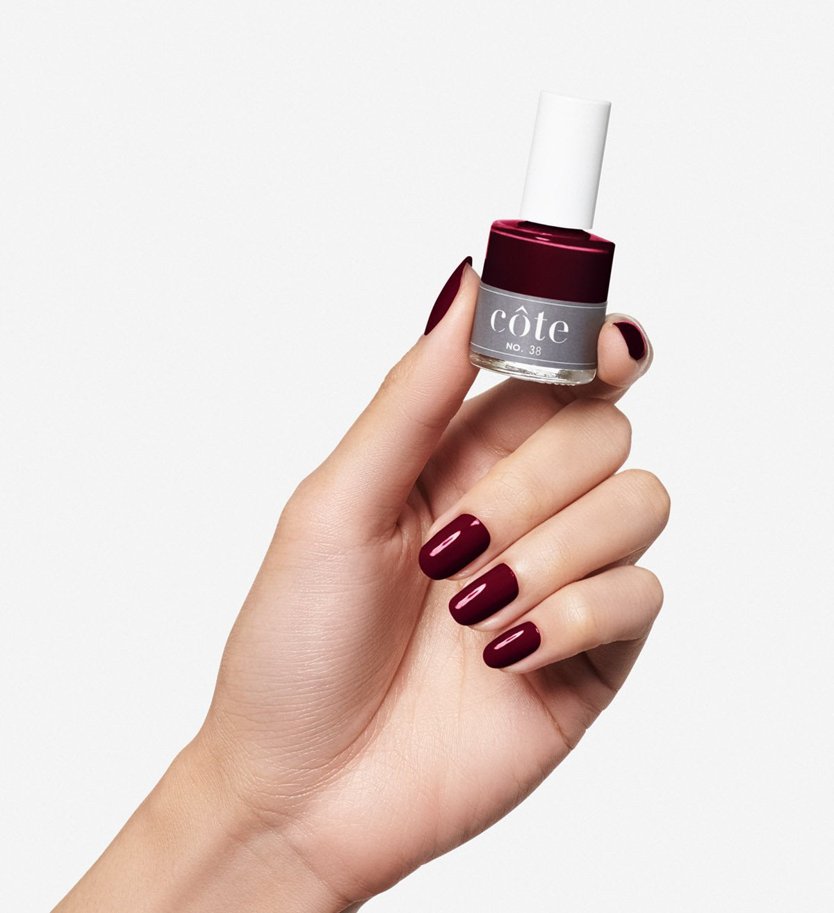 Shop No. 38 Nail Polish by cote - Let's make it a trend #explorebeautiful nailcare and nail polish