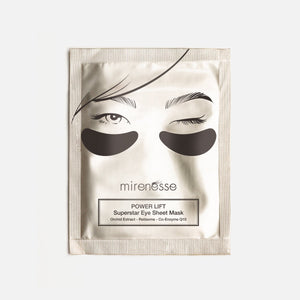 Shop Power Lift Superstar Eye Mask  by Mirenesse - Let's make it a trend #explorebeautiful skincare masks
