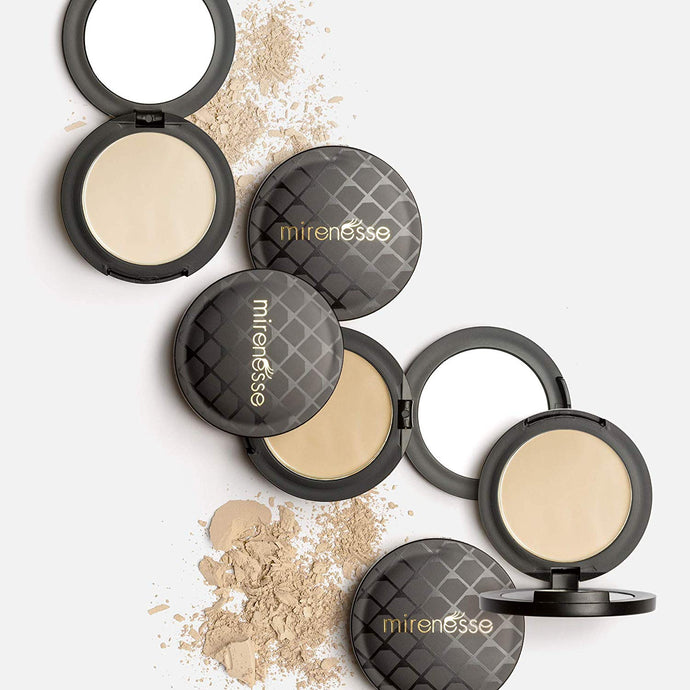 Shop Bronze 4 in 1 Skin Clone Foundation Mineral Face Powder by Mirenesse - Let's make it a trend #explorebeautiful face foundations