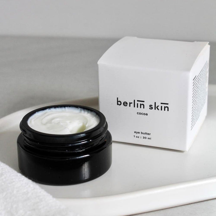 Shop Cocoa Eye Butter Skincare by Berlin Skin - Let's make it a trend #explorebeautiful skincare moisturizers