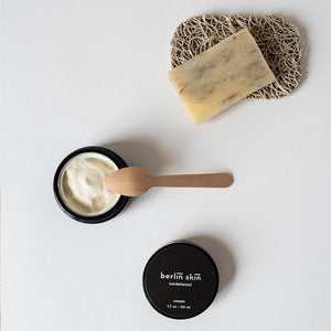 Shop Sandalwood Skincare Cream by Berlin Skin - Let's make it a trend #explorebeautiful skincare moisturizers