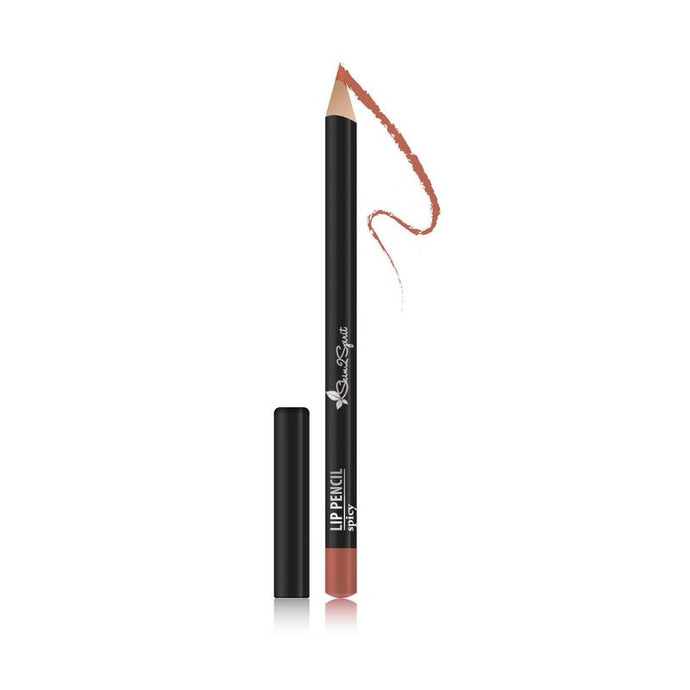 Shop Spicy Natural Lip Liner by Skin2Spirit - Let's make it a trend #explorebeautiful lips and lip pencils