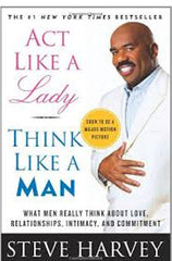 Act like a lady think like a man - book recommendatioon