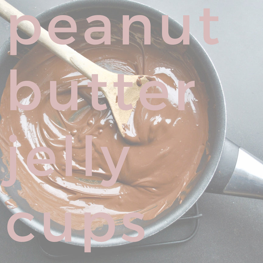 Chocolate Peanut Butter Jelly Cup Recipe