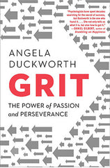 The power of passion and perseverance - book recommendation