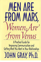 Men are from mars - book recommendation