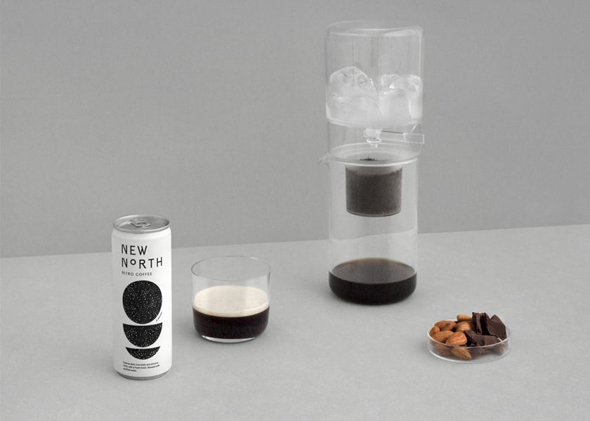 New North Coffee Nitro Coffee