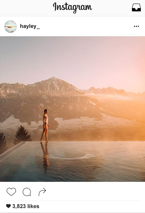 hayley_ | Instagram accounts to inspire your next holiday