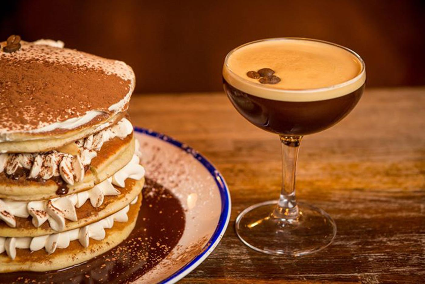 Queen of Hoxton | Best Pancakes for Pancake Day