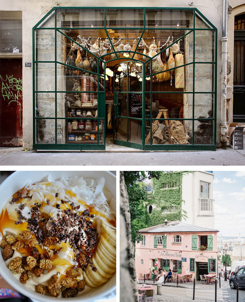 Paris Guide | Top places to eat for Breakfast, Lunch, Dinner