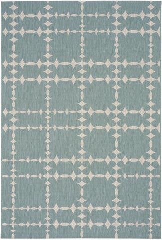 Finesse Tower Court Rug - Spa