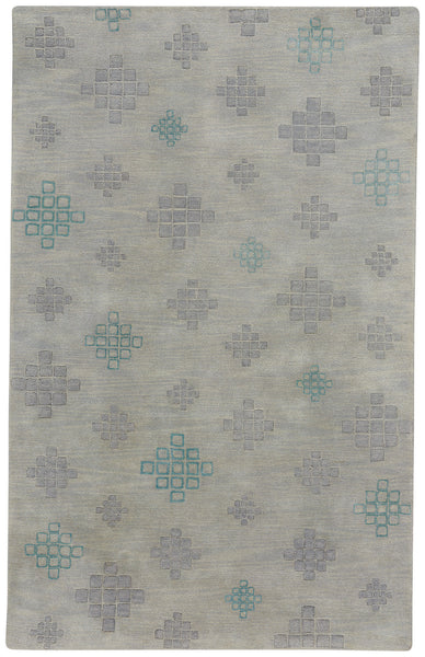Glace Rug - Silver/Grey 40% OFF