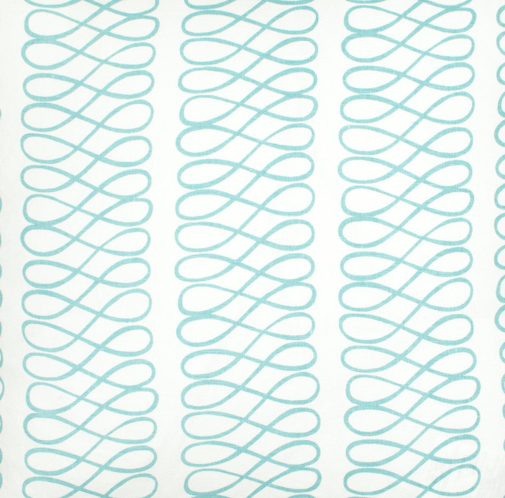 Loop - Light Blue Fabric Swatch