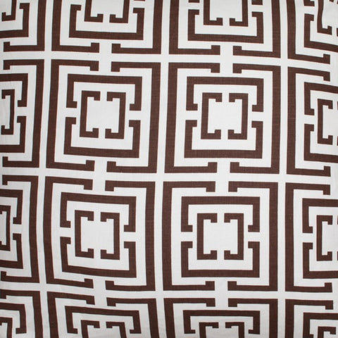 COCOCOZY Logo - Brown Fabric Swatch