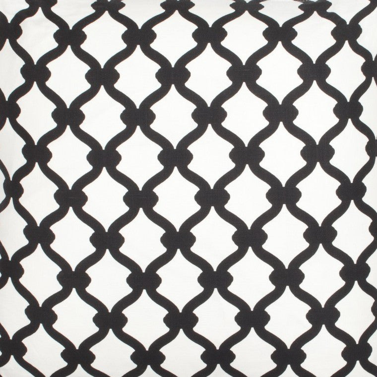 Gate - Black Fabric Swatch