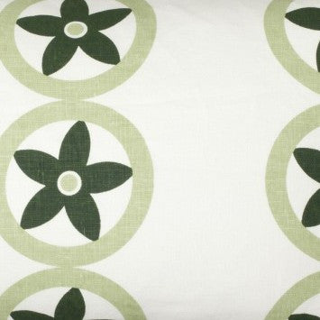 Vent - Sage & Hunter Green Fabric Swatch