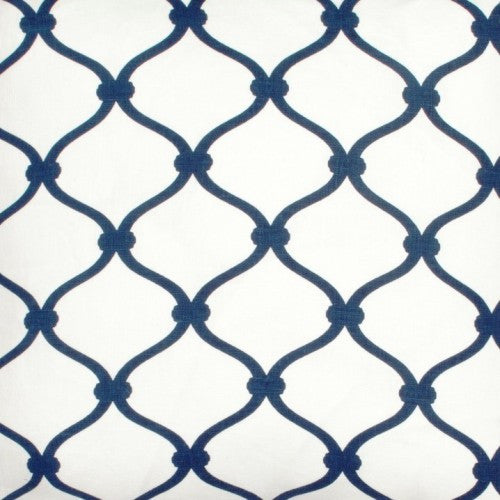 Fence - Navy Fabric Swatch