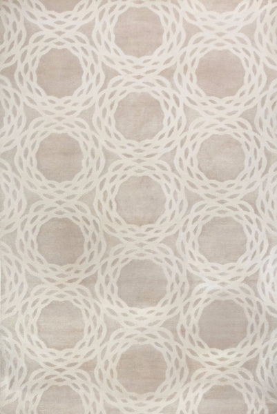 Oxford Rug - Natural Linen