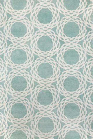 Oxford Rug - Sea Foam 50% OFF