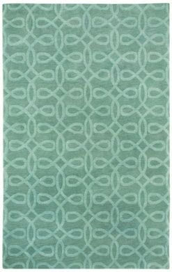 Lyrical Rug - Silver Green 30% OFF