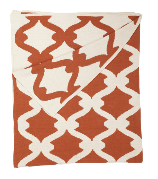 Gate Throw - Burnt Orange