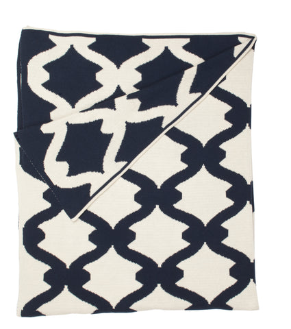 Gate Throw - Navy