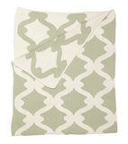 Gate Throw - Sage Green