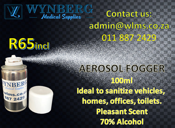 Fogger - 100ml Can
