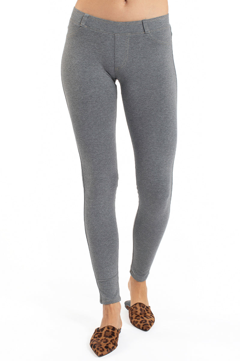 Charcoal Heather Gray