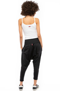 Slouchy Yoga Crop Pant