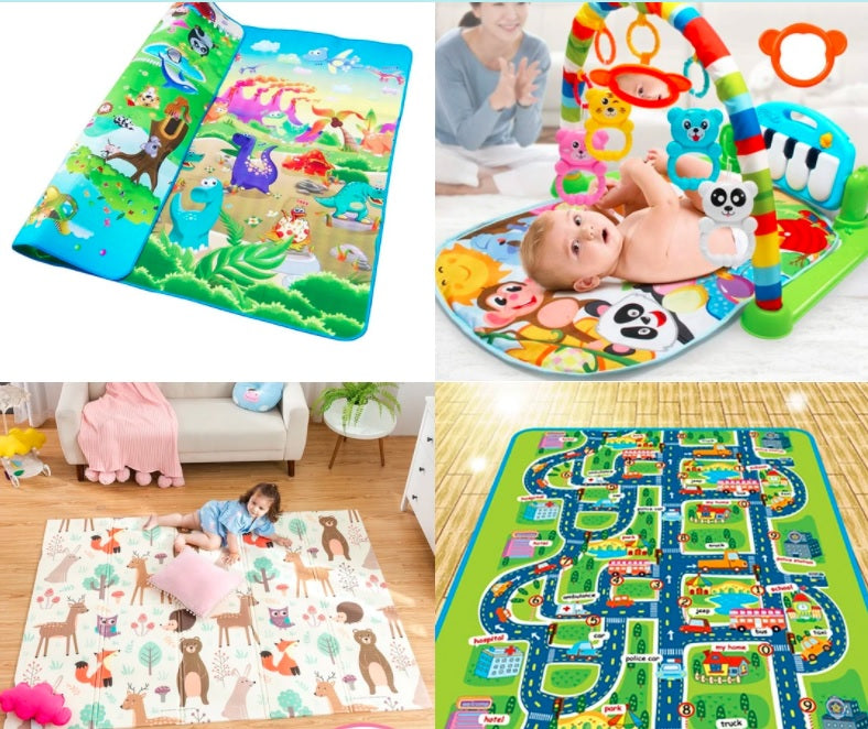 The Advantage of a Baby Playmat