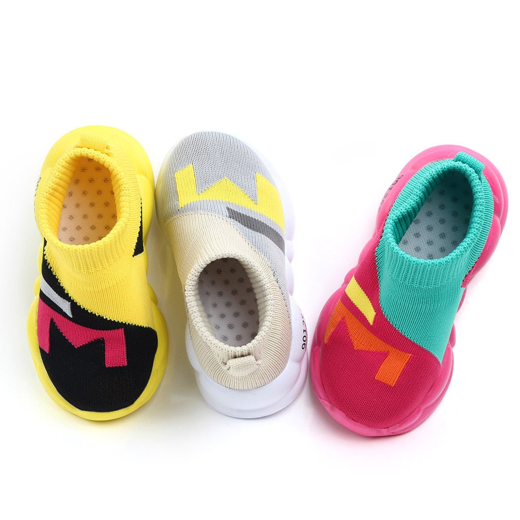 lovebabymammy.com 2020 Shoes Fashion Toddler Infant Kids Baby Girls Boys Mesh Soft Sole Sport Shoes Sneakers Anti-slip baby shoes