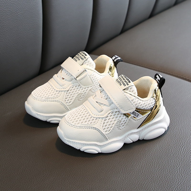 lovebabymammy.com Breathable Comfortable Baby Sneakers Shoes Mush Fabric Girls Sneakers Shoes for toddler sports shoes boys  shoes