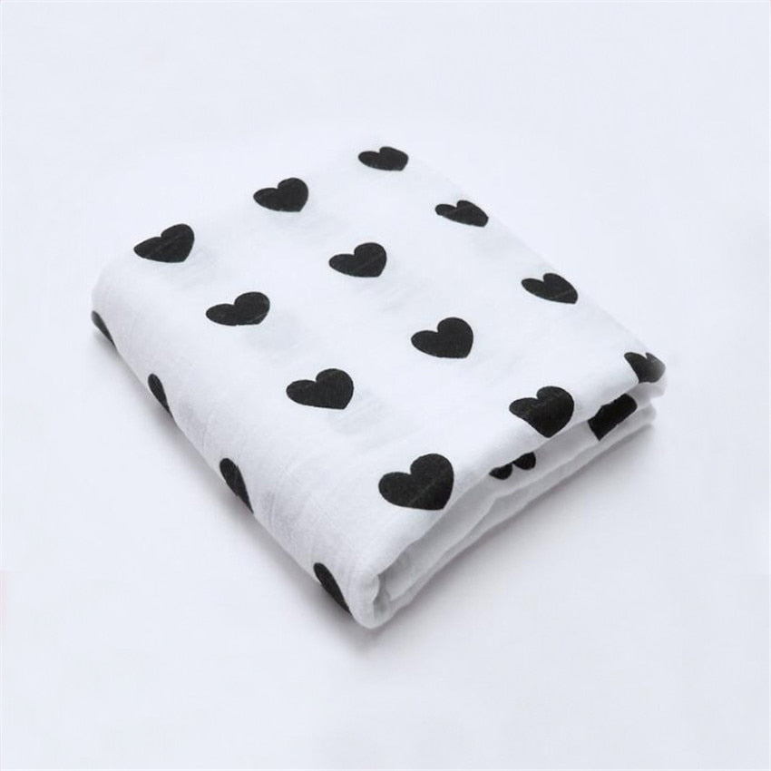 lovebabymammy.com Muslin Swaddles Baby Blankets Photography Accessories Bedding For Newborn Swaddle Towel Swaddles Blankets Breastfeeding Cover