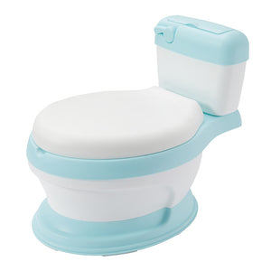 lovebabymammy.com 3 in 1 Kids Toddler Potty Toilet Training Seat Step Stool with Splash Guard