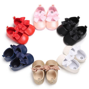 lovebabymammy.com Pudcoco Baby Dress PU Shoes for Toddler Baby Shoes Princess Children Kids Girls Shoes Flats Wedding Party