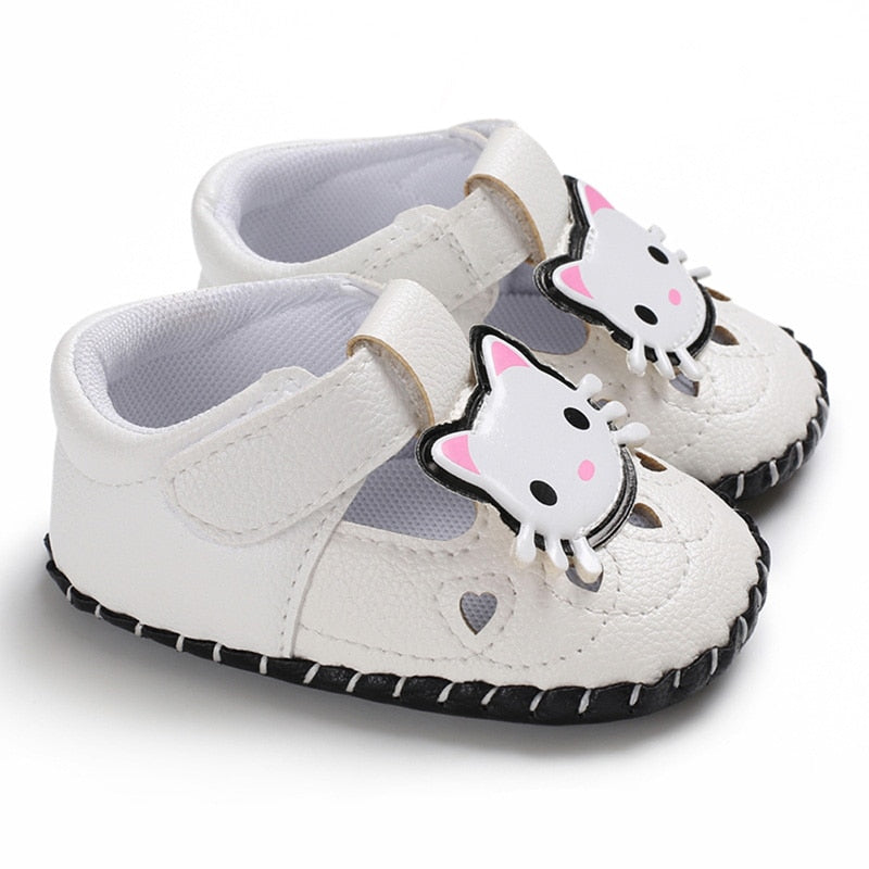 lovebabymammy.com Spring Infant Toddler Shoes Boys Girls Baby Casual Soft Sole Leather Shoes Comfortable Prewalkers Moccasin Crib Booties 0-18M