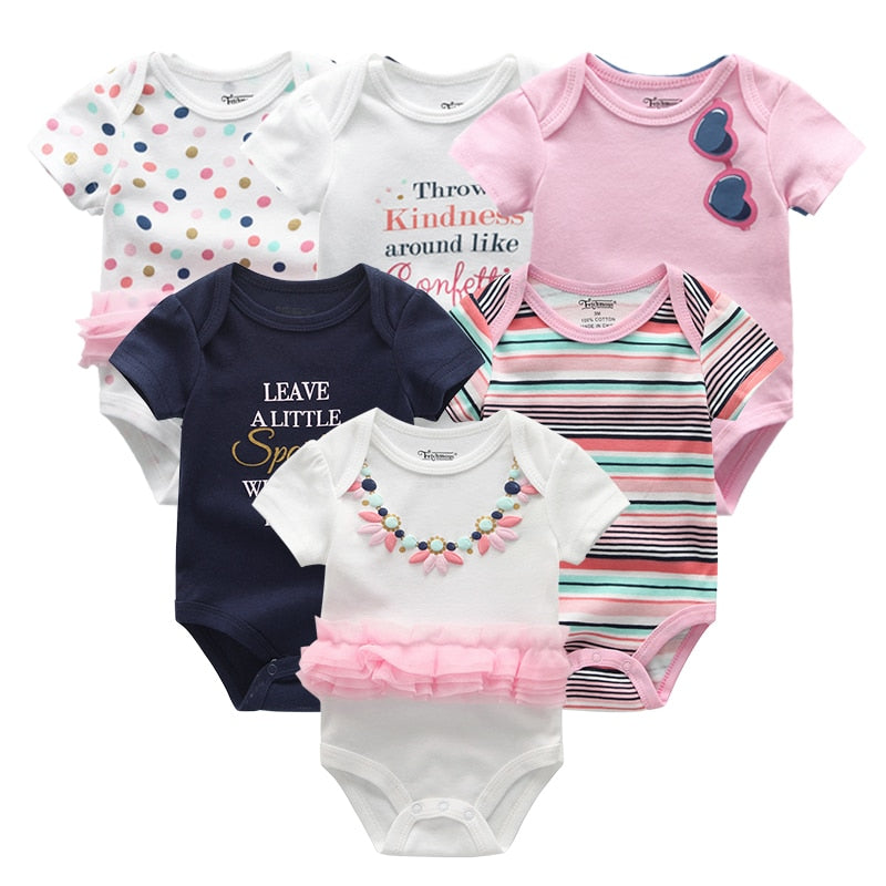 lovebabymammy.com Newborn baby Clothing Sets 100%Cotton Summer baby rompers Short sleeve Clothes Bodysuit Baby Clothes Ropa bebe Baby Boy Clothing Boys Clothing Sets