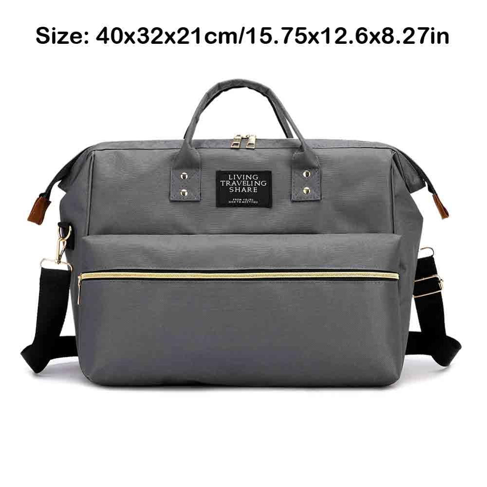 lovebabymammy.com Nappy Bag Mummy Large Capacity Bag Mom Baby Multi-function Waterproof Outdoor Travel Diaper Bags Stroller Mommy Maternity Totes