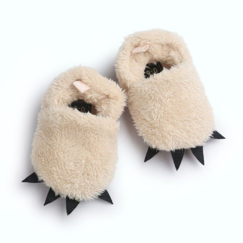 lovebabymammy.com Baby Winter Cute Boots warm baby boots Monster Claw Baby Moccasins Shoes Baby Boots Newborn Infant Indoor New
