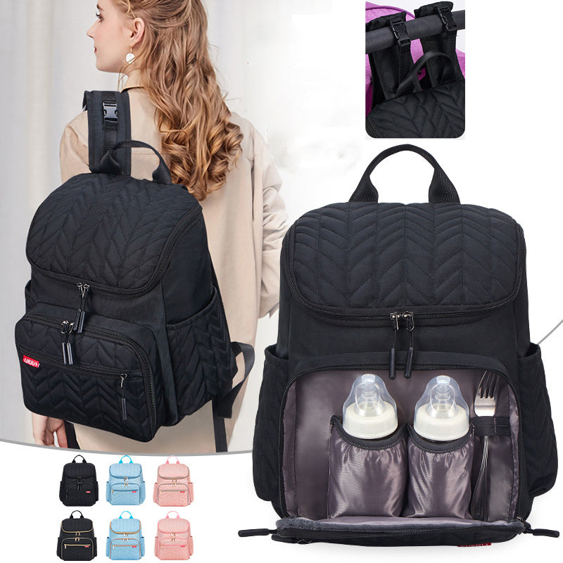 lovebabymammy.com Diaper Bag for Mom Maternal Nappy Backpack Mother Stroller Pram Baby Care Nursing Organizer Changing Bags Mochila Maternidade