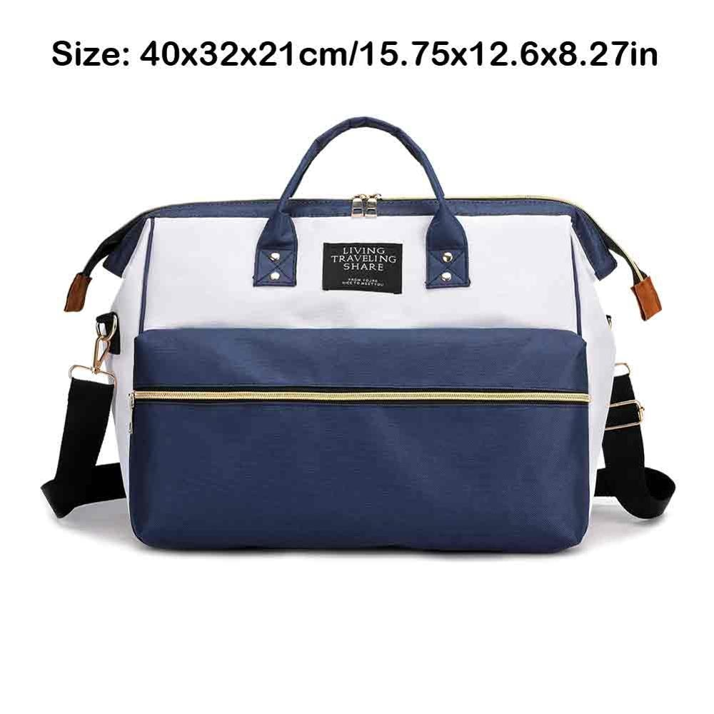 lovebabymammy.com Mummy Diaper Bag Travel Shoulder Crossbody Handbags Large Capacity Maternity Nappy Bag