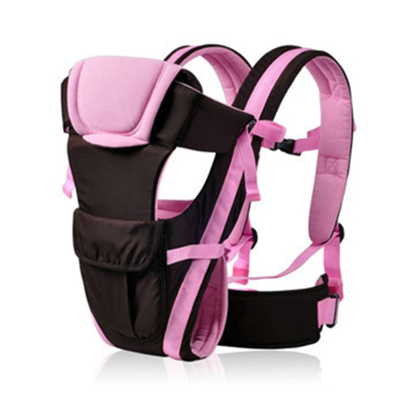 lovebabymammy.com 0-30 months baby carrier, ergonomic kids sling backpack pouch wrap Front Facing multifunctional infant