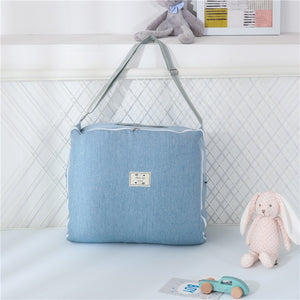 lovebabymammy.com Portable Baby Nest Bed for Boys Girls Travel Bed Infant Cotton Cradle Crib Baby Bassinet Newborn Bed