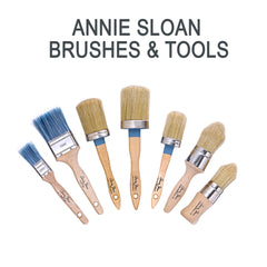Annie Sloan Brushes and Tools